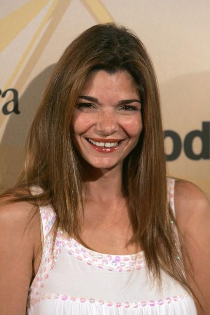 Laura San Giacomob at the Women in Film presentation of the 2006 Crystal and Lucy Awards at the Century Plaza Hotel.