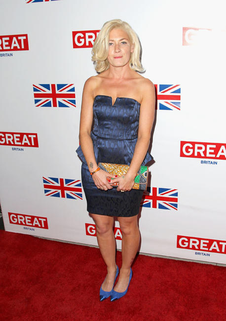 Kate Ashfield at the GREAT British Film Reception in California.