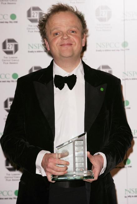 Toby Jones at the Awards Of The London Film Critics Circle.
