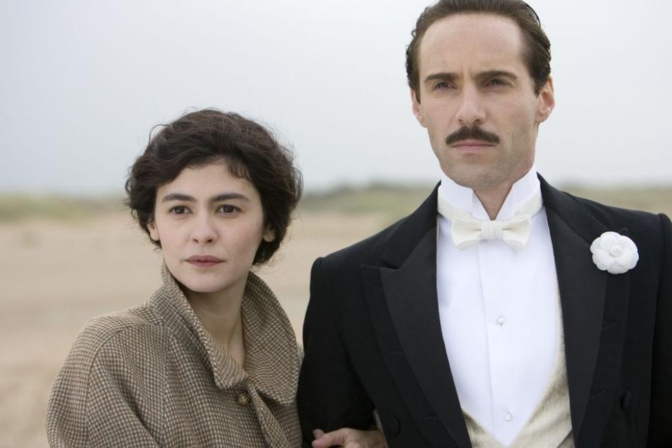 Audrey Tautou as Coco Chanel and Alessandro Nivola as Boy Capel in