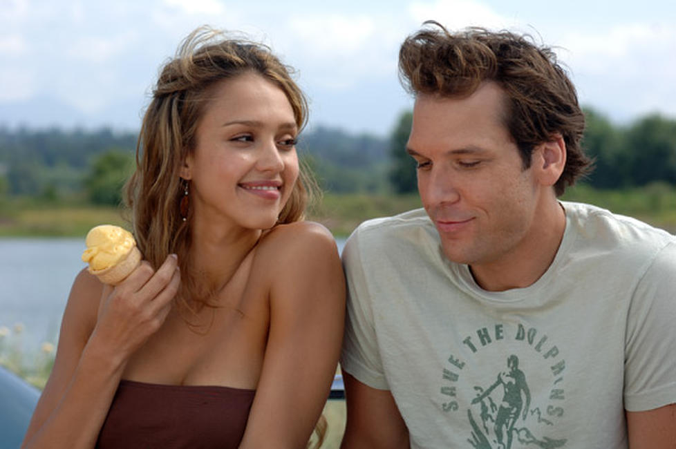 Jessica Alba and Dane Cook in