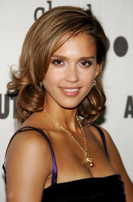 Jessica Alba at the 17th annual GLAAD Media Awards in Hollywood.