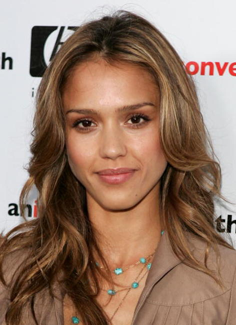 Jessica Alba at the L.A. premiere of