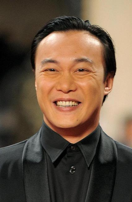 Eason Chan at the 45th Golden Horse Film Awards.