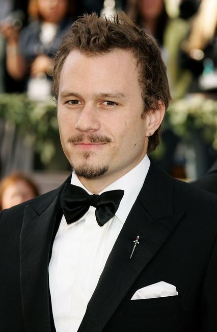 Heath Ledger at the 78th Annual Academy Awards in Hollywood.