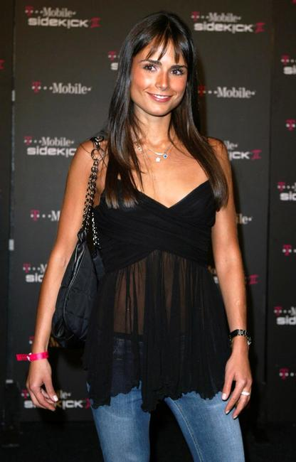 Jordana Brewster at the T-Mobile Sidekick II Launch Party.