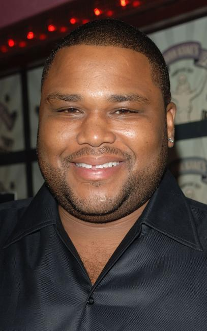 Anthony Anderson at the Svedka Vodka's Erotica Reading Series.