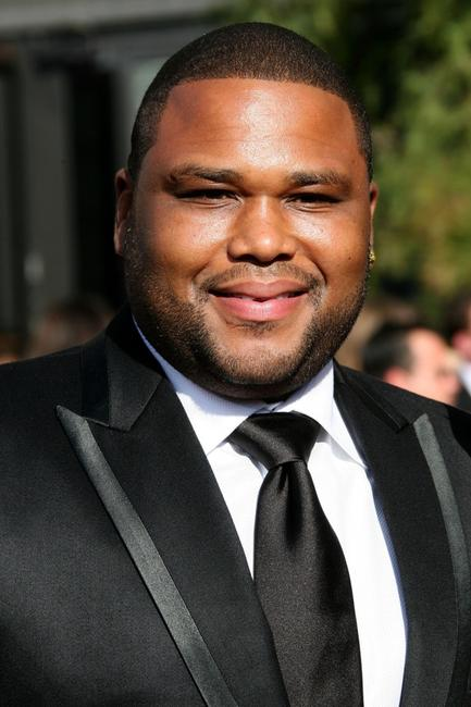 Anthony Anderson at the 59th Annual Primetime Emmy Awards.
