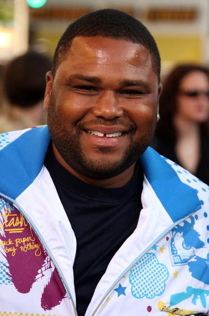 Anthony Anderson at the