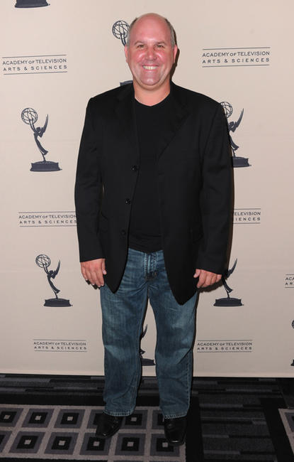James DuMont at the 63rd Primetime Emmy Awards in California.