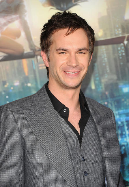 James D'Arcy at the California premiere of