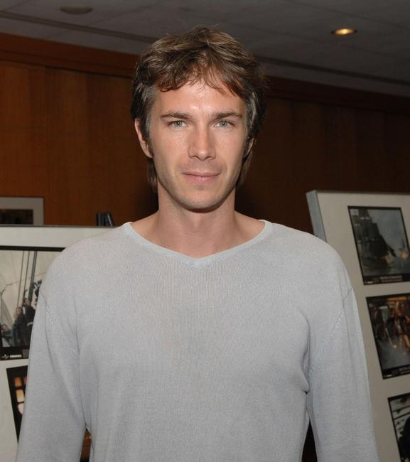 James D'Arcy at the AMPAS screening of