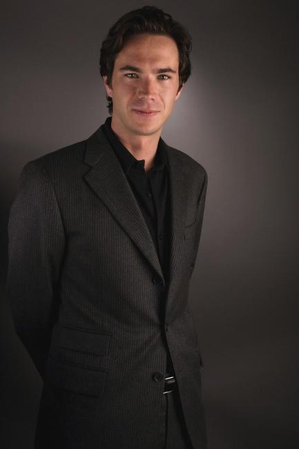 James D'Arcy at the Portrait Studio during the AFI Fest 2005.