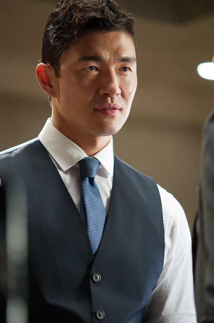 Rick Yune in