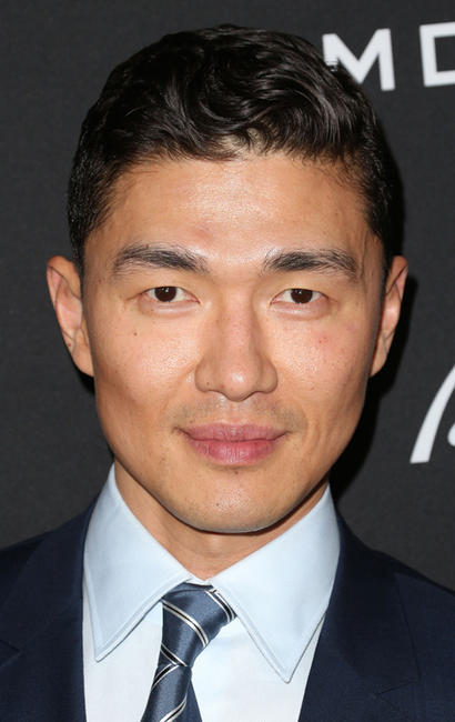Rick Yune at the California premiere of