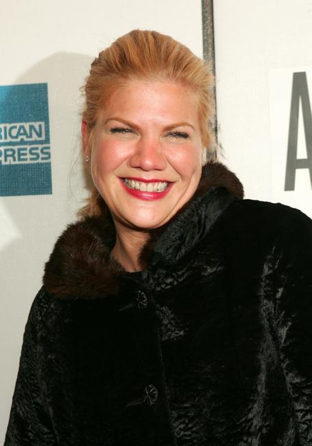 Kristen Johnston at the screening of
