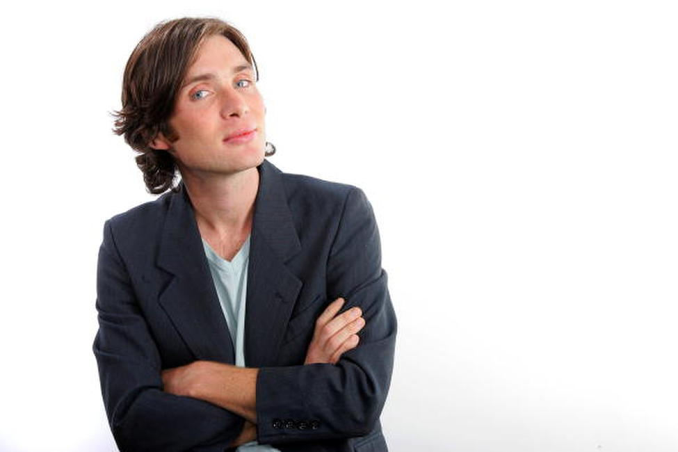 Cillian Murphy at a portrait session for