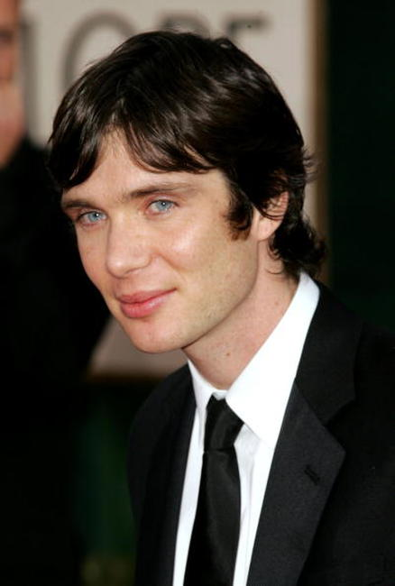 Cillian Murphy at the 63rd Annual Golden Globes.