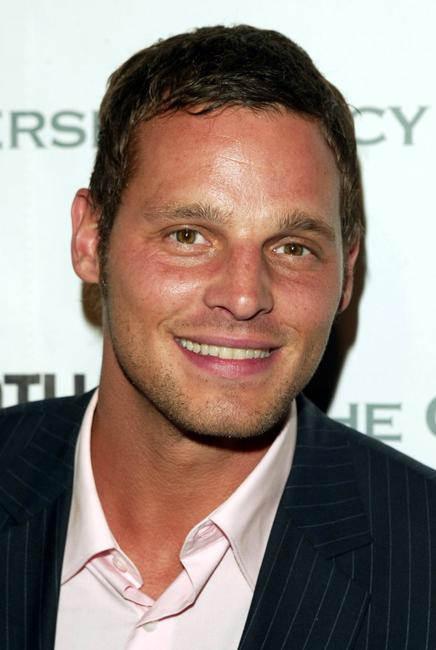 Justin Chambers at the Gersh Agency and Gotham Magazine party to celebrate the New York upfronts.