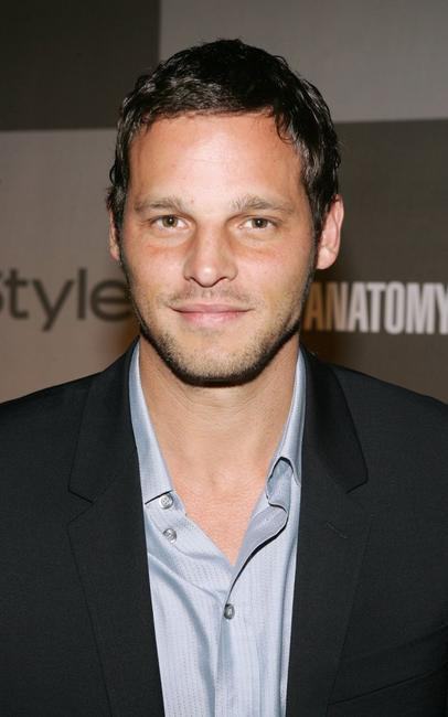 Justin Chambers at the In Style Magazine cast party For Greys Anatomy to celebrate one year in production and Golden Globe nominations for the hit drama.
