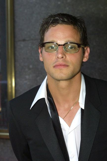 Justin Chambers at the Fifi Awards.