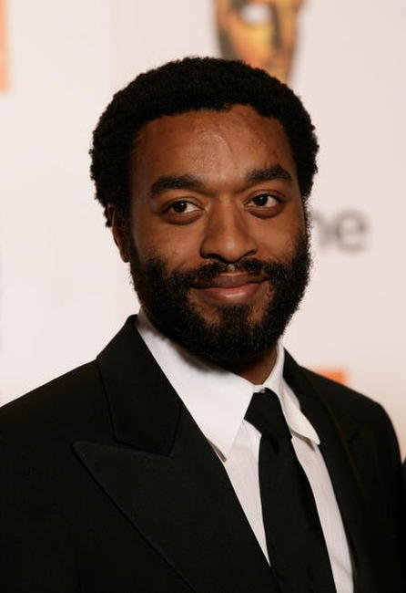 Chiwetel Ejiofor at The Orange British Academy Film Awards in London.