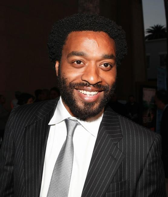 Chiwetel Ejiofor at the Los Angeles screening of
