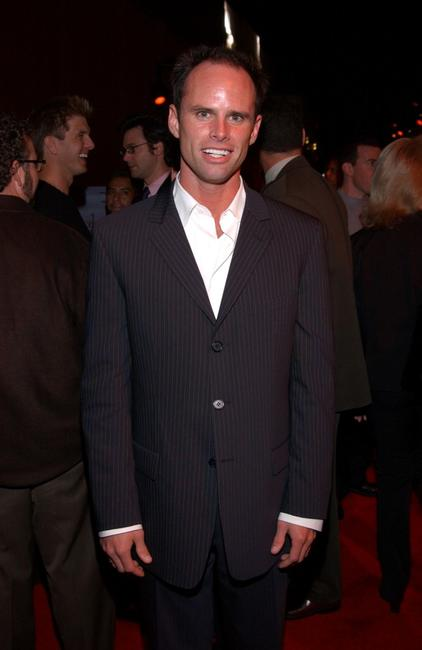 Walt Goggins at the Los Angeles premiere of