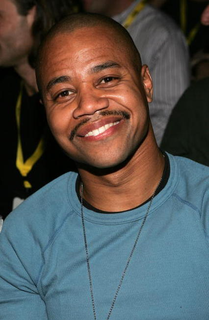 Cuba Gooding, Jr. at Where Music Meets Film Press Conference and Show during the 2007 Sundance Film Festival.