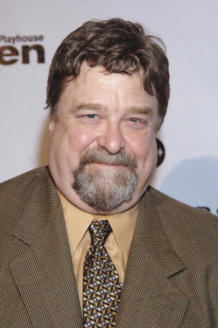 John Goodman at the opening celebration gala for the newly renovated Geffen Playhouse in L.A.