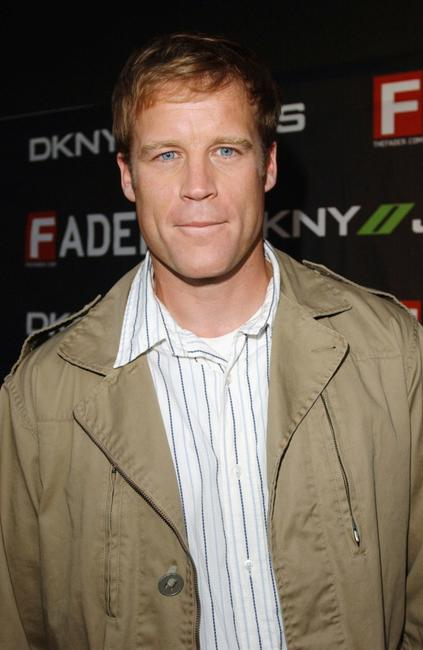 Mark Valley at the celebrity-filled Duran Duran gig.