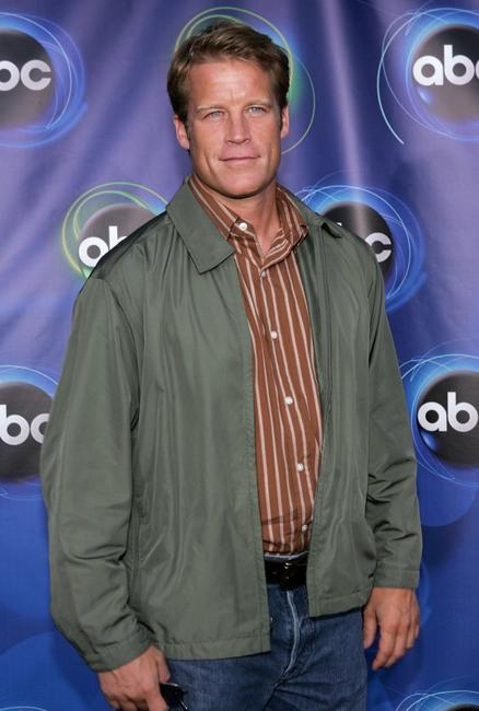 Mark Valley at the ABC TCA party.