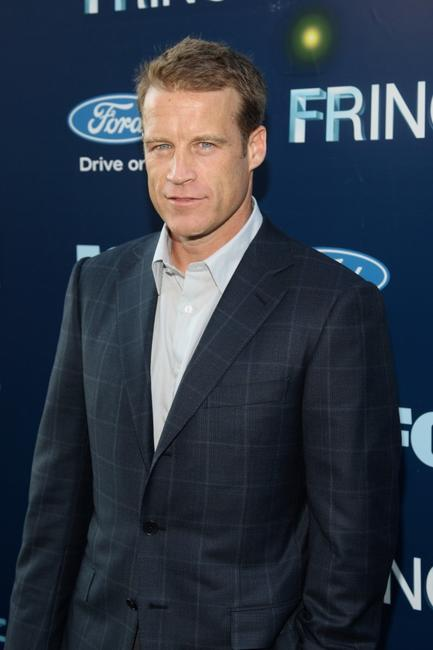 Mark Valley at the premiere party of