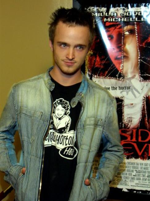 Aaron Paul at the California screening of
