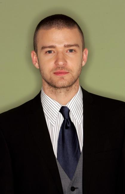 Justin Timberlake at the 13th annual MTV Europe Music Awards 2006.