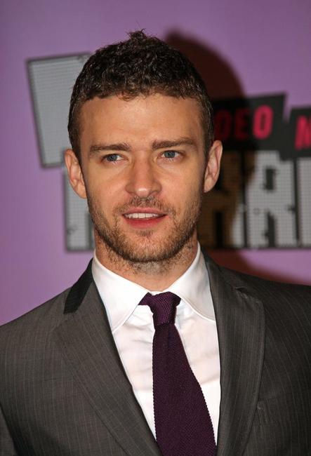 Justin Timberlake at the 2007 MTV Video Music Awards.