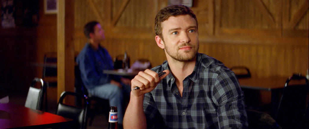 Justin Timberlake as Johnny in