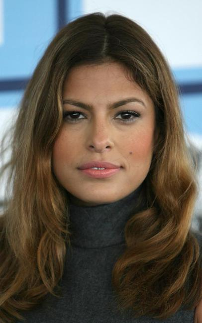 Eva Mendes at the 2008 Spirit Awards.