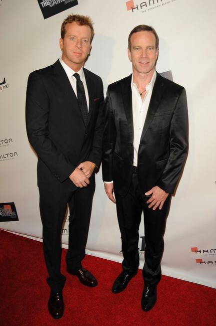 McG and Matthias Breschan at the Hollywood Life's Behind The Camera Awards.