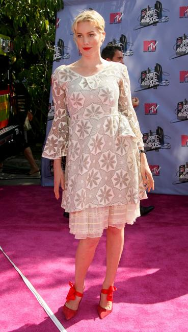 Alice Evans at the 2007 MTV Movie Awards.