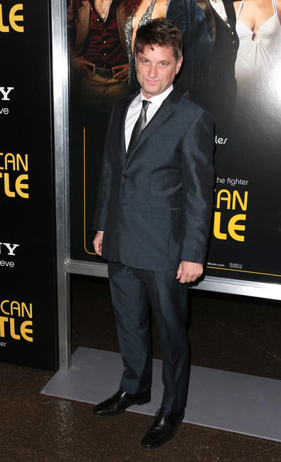 Shea Whigham at the Los Angeles premiere of