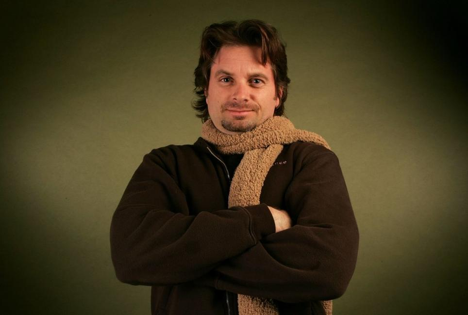 Shea Whigham at the 2006 Sundance Film Festival.
