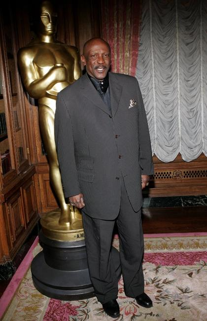 Louis Gossett, Jr. at the Academy of Motion Picture Arts and Sciences New York Oscar Night Celebration.