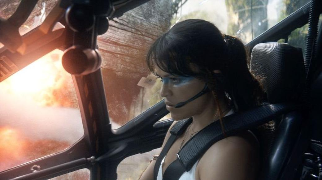 Michelle Rodriguez as Trudy Chacon in
