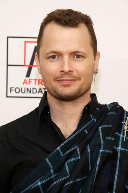 Holter Graham at the 2012 AFTRA Media and Entertainment Excellence Awards.