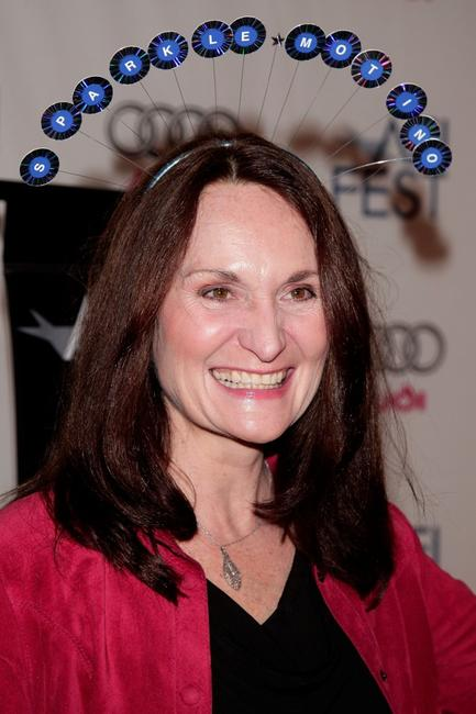 Beth Grant at the screening of