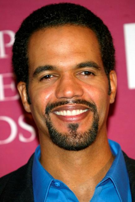 Kristoff St. John at the 36th NAACP Image Awards Luncheon.