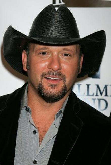 Tim McGraw at the