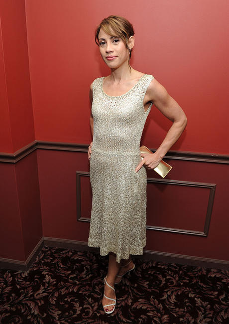 Elizabeth Rodriguez at the 61st annual Outer Circle Critics Awards in New York.