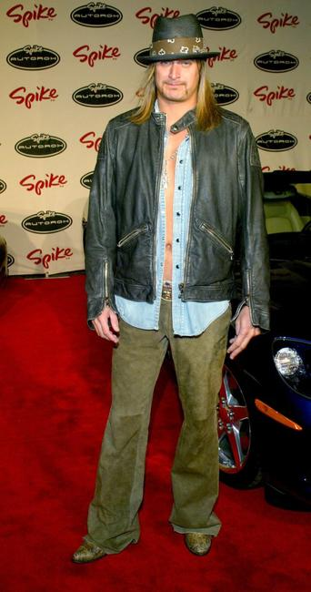 Kid Rock at the Spike TV Presents Auto Rox: The Automotive Award Show.
